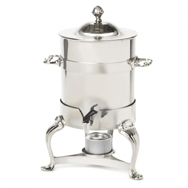100 Cup Silver Coffee Urn for Rent