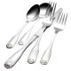 Shell Flatware for Rent