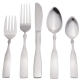 Concord Flatware for Rent